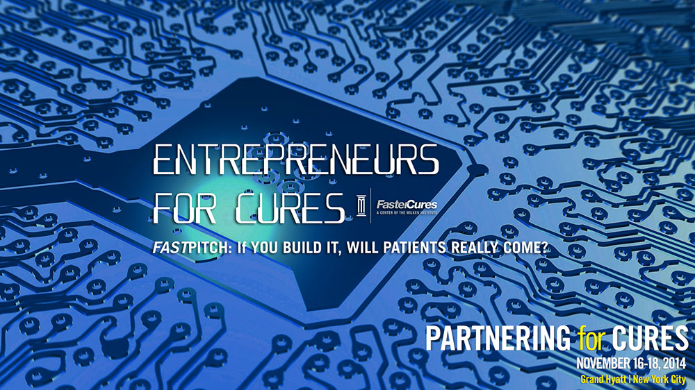 Entrepreneurs for Cures